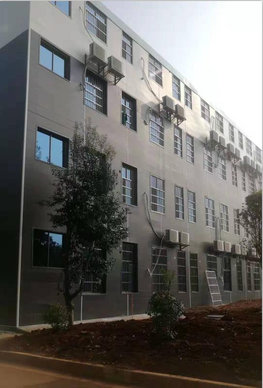 高层建筑金属保温板