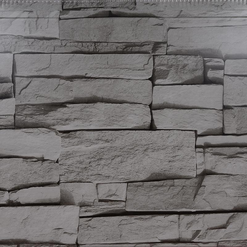 石墙纹金属装饰保温板