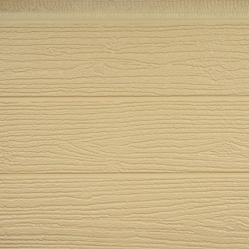 橡木纹金属保温装饰板