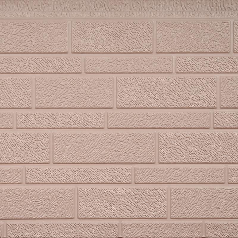 宽窄砖纹外墙金属雕花板