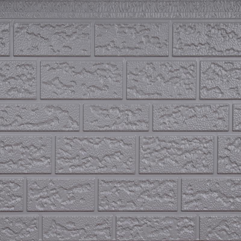 粗砖金属雕花板