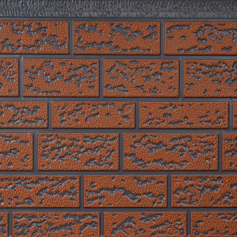 外墙 金属雕花保温板