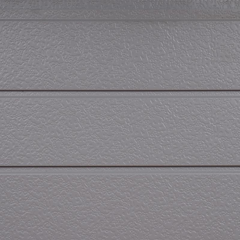 弹涂纹外墙金属保温板